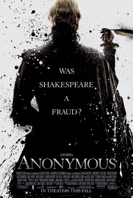 Poster: Anonymous (2011)