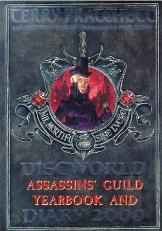 Assassins Guild Diary