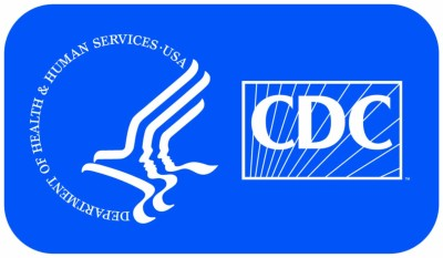HHS on the left; CDC on the right. Which one is the bird?